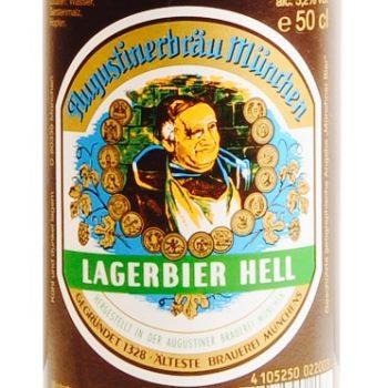Augustiner - Lagerbier Hell