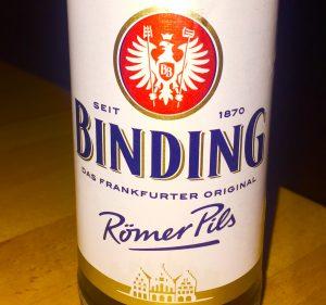 Binding - Römer Pils
