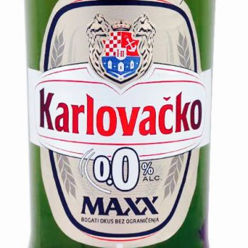 Karlovacko Pivo - non Alcohol