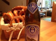 Hofbräu München - dunkles Weissbier