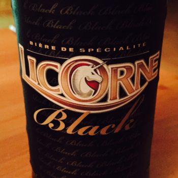 Licorne_ Black