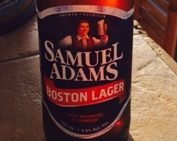 Samuel Adams - Boston Lager