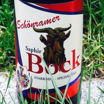 Schönramer - Saphir Bock