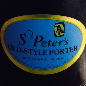 St Peter's -Old Style Porter