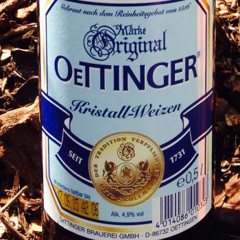 Oettinger - Kristall-Weizen