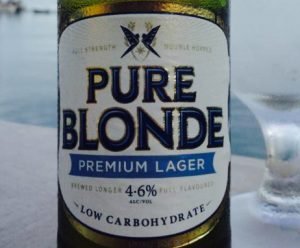 Pure Blonde - Lager