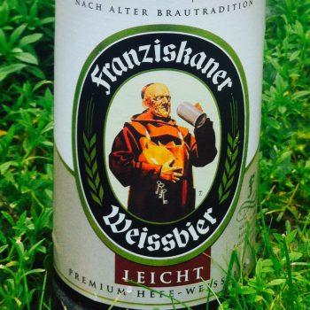 Franziskaner - Weißbier Leicht