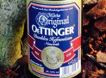 Oettinger Dunkles Hefeweizen