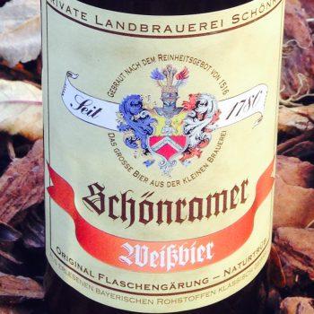 Schönramer Weissbier