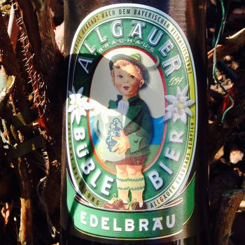Allgäuer Bübble Bier
