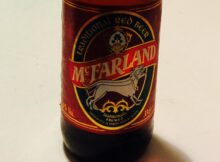 McFarland Red Beer