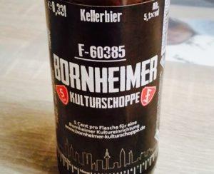 Bornheimer Kulturschoppe - Kellerbier F-60385