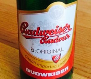 Budweiser - Original Lager