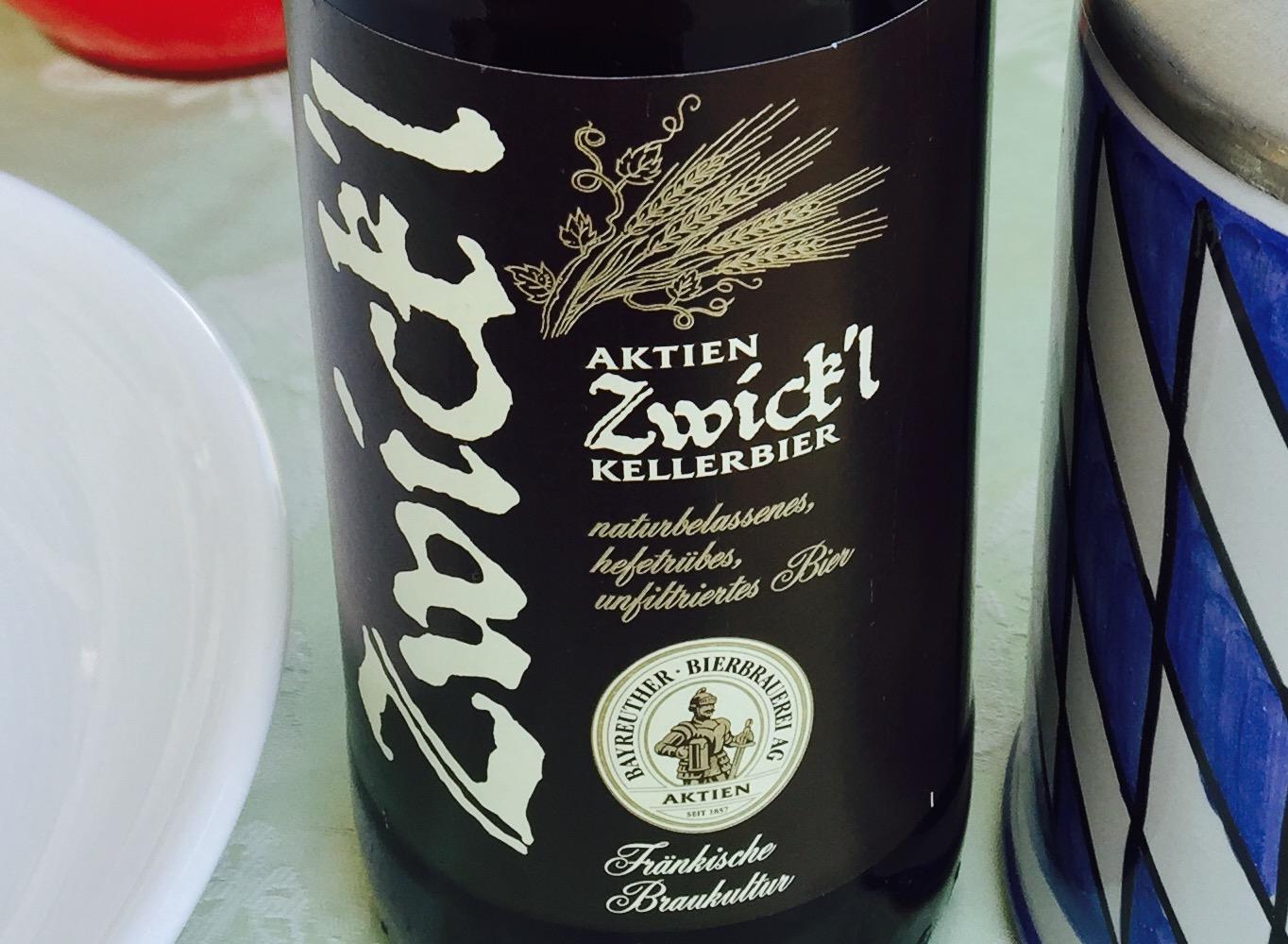 Zwickl - Kellerbier