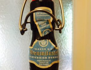 Altenmünster - Winterbier Dunkel