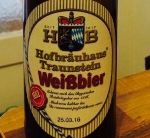 Hofbräuhaus Traunstein - Weißbier
