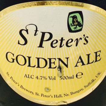 St Peters - Golden Ale