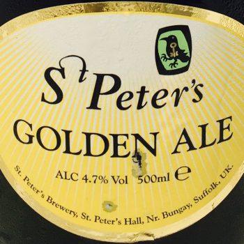 St Peters - Golden Ale