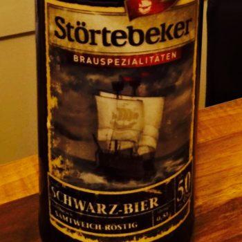 Störtebeker - Schwarz Bier