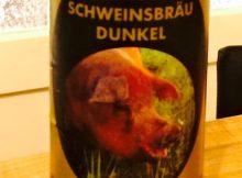 Hermannsdorfer - Schweinebräu Dunkel