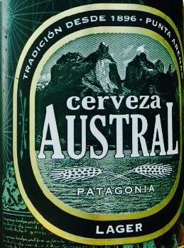 Cerveza Austral Lager