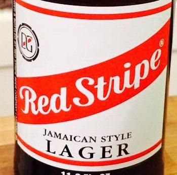 Red Stripe - Lager