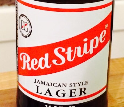 Red Stripe - Lager