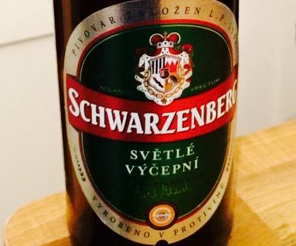 Schwarzenberg - svetle vycepni