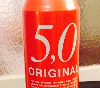 5,0 Original