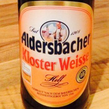 Aldersbacher - Kloster Weisse