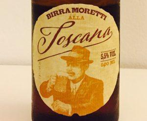 Birra Moretti - Toscana