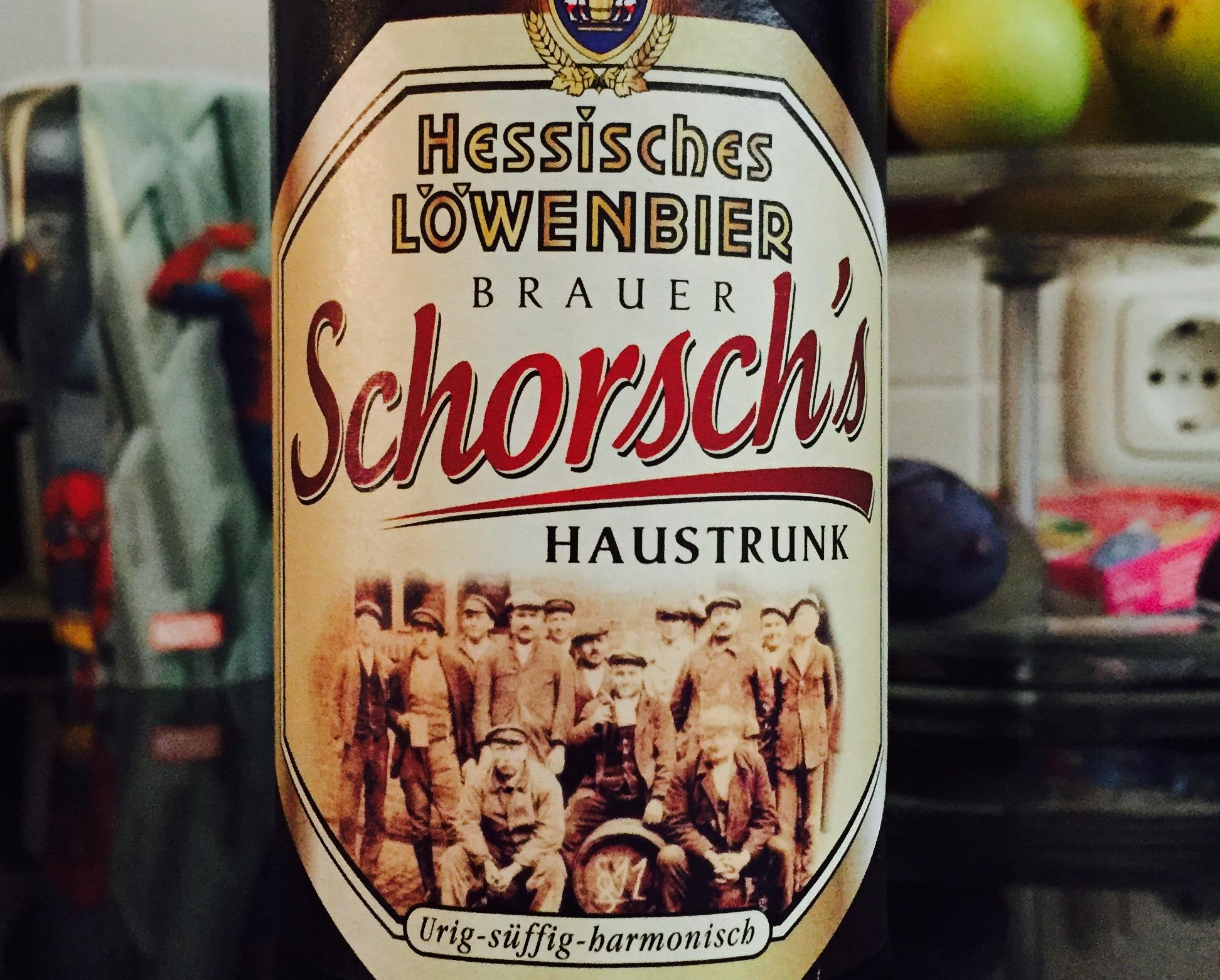 Schorsch's Haustrunk