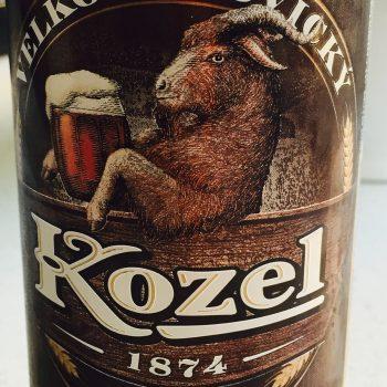 Kozel - Dark Beer