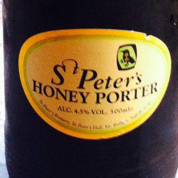 St Peters - Honey Porter