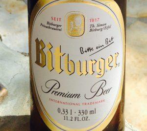 Bitburger - Premium Pils