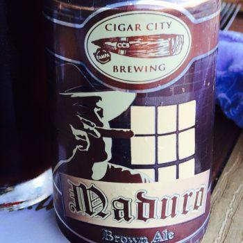 Cigar City - Maduro