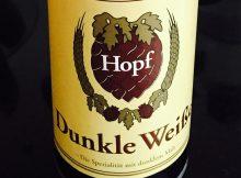 Hopf - Dunkle Weiße