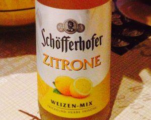 Schöfferhofer - Weizen-Mix Zitrone