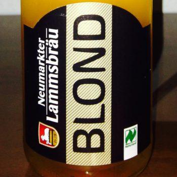 Neumarkter Lammsbräu - Blond