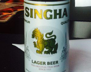 Singha - Lager Beer