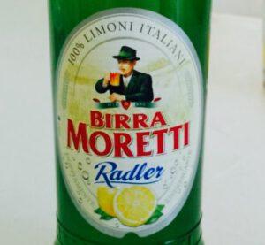 Birra Moretti - Radler