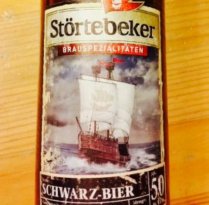 Störtebeker - Schwarz-Bier