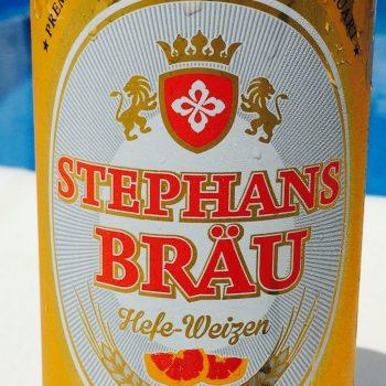 Stephans Bräu - Weizen Bier (Grapefruit)