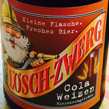 Lösch-Zwerg - Cola Weizen