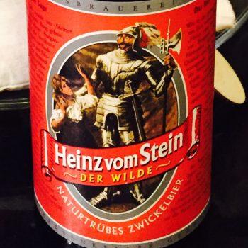 Heinz von Stein - Zwickelbier