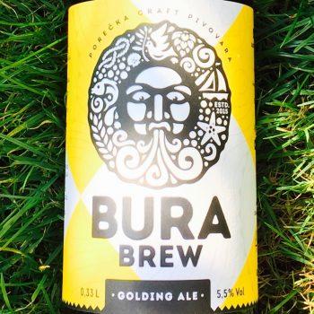 Bura Brew - Golding Ale