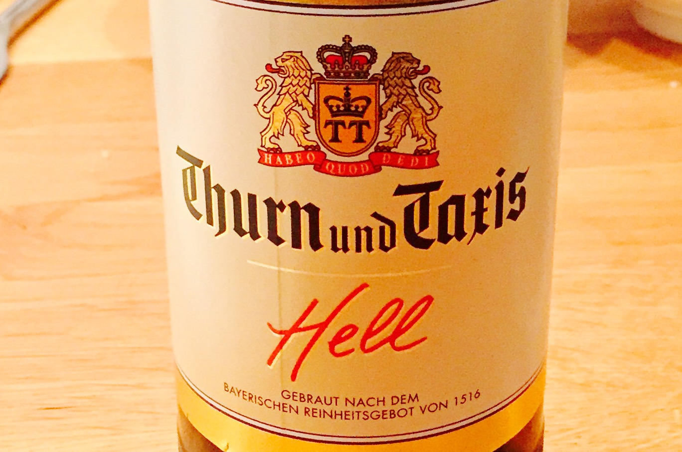 Thurn und Taxis - Helles
