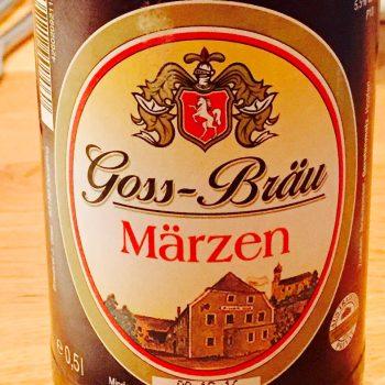 Goss Bräu - Märzen