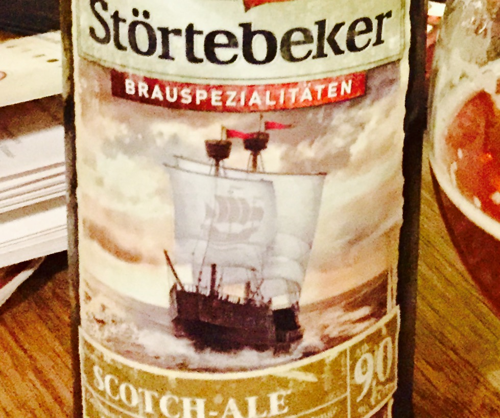 Störtebeker Scotch Ale