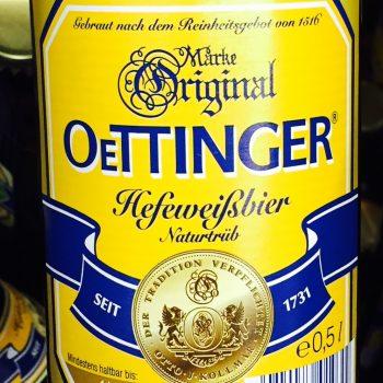 Oettinger - Hefeweißbier